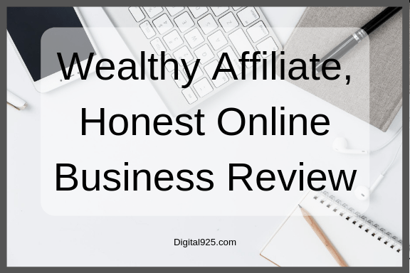 Wealthy Affiliate, Honest Online Business Review For 2019